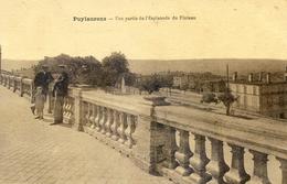 Tarn - Puylaurens - Une Partie De L'esplanade Du Plateau - Puylaurens