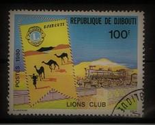 Djibouti Y/T 516 (0) - Djibouti (1977-...)
