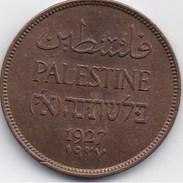 PALESTINE - 2 MILS - 1927 - Monnaies