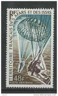 Afars Et Issas  P.A. N° 57 XX Parachutisme  Sans Charnière, TB