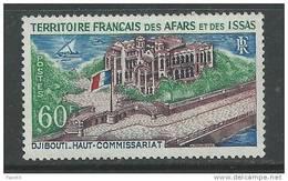Afars Et Issas N° 348 XX  Palais Du Haut-Comlssariat à Djibouti Sans Charnière, TB