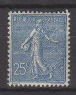 France N° 132 Luxe ** - 1903-60 Semeuse Lignée