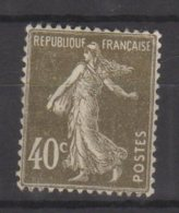 France N° 193 Luxe ** - 1906-38 Sower - Cameo
