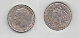 2 DRACHMAI 1970 - Grecia