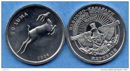 NAGORNO KARABAKH ( ARMENIE )  50 Luma 2004  UNC / NEUVE