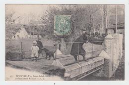 76 - EPOUVILLE / BORDS DE LA LEZARDE - PISCICULTURE TAVELET - Autres Communes