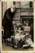 POUPEES - Fantaisie - Jouets - Joyeux Noel - Petit Cheval - Jeux Et Jouets