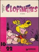 Mandryka / Gotlib - Clopinettes - 16 / 22 - Dargaud N° 89- ( 1980 ) . - Flash