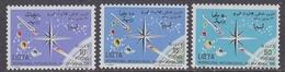 Libya 1965 Meteorological Day 3v ** Mnh (34005D) - Libië