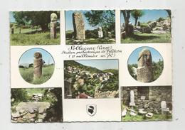 G-I-E , Cp , 20 , 2A ,SOLLACARO , Corse , Station Préhistorique De FILITOSA , Multi Vues , écrite , Ed : La Cigogne - Autres Communes