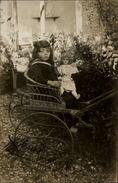 POUPEES - Fantaisie - Jouets - Fantaisie Enfants - Carte Photo - Poussette - Jeux Et Jouets