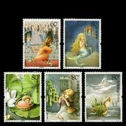 CHINA 2005-12 Andersen's Fairy Tales 5v
