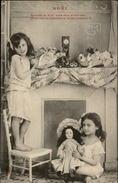 POUPEES - Fantaisie - Jouets - Fantaisie Enfants - Noel - - Jeux Et Jouets