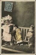 POUPEES - Fantaisie - Jouets - Fantaisie Enfants - Noel - Chien - Jeux Et Jouets