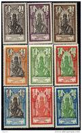 Inde N° 85 / 104 XX  La Série Des 20 Valeurs  Sans Charnière, TB