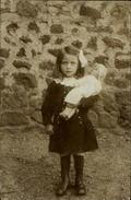 POUPEES - Fantaisie - Jouets - Fantaisie Enfants - CARTE PHOTO écrite De Ruillé Sarthe - Jeux Et Jouets