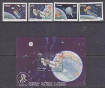 Ciskei 1992 Space 4v + M/s ** Mnh (34005H) - Ciskei