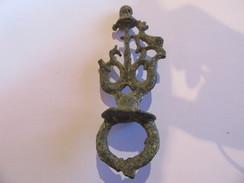 Joli Objet En Bronze Romain à Identifier - Arqueología