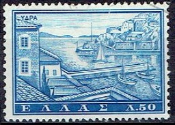 GREECE  # FROM 1961  STAMPWORLD 732** - Greece