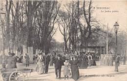 24 - DORDOGNE / Bergerac - Le Jardin Public - Belle Animation - Bergerac
