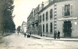 N°33204 -cpa Remiremont -les Postes Et Télégraphes Et Téléphones- - Poste & Postini