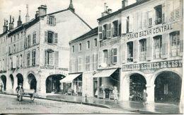 N°33212 -cpa Remiremont -le Centre Des Grandes Arcades- - Remiremont