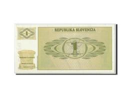 Slovénie, 1 (Tolar), (19)90, KM:1a, SPL - Slovénie