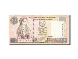 Chypre, 1 Pound, 1997, KM:57, 1997-02-01, TTB+ - Chypre