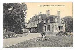 HEDE  (cpa 35)    Château De La Bretèche -    - L 1 - Andere Gemeenten