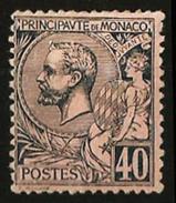 Monaco 1891/1894 - Series Of Prince Albert 1st Stamps - Yvert 17 - Neufs