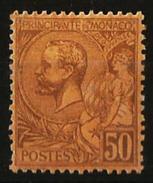 Monaco 1891/1894 - Series Of Prince Albert 1st Stamps - Yvert 18 - Neufs
