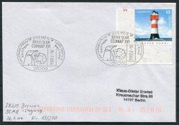 2004 Germany Bremen Antarctic Research Programme Polar Penguin Cover - Forschungsprogramme