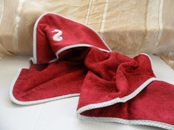 8) Sortie De Bain  Pour Poupée - Autres Collections