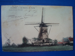 VILVOORDE : Les Moulins De PEUTHY  En 1907 - Autres