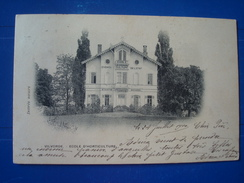 VILVOORDE : Ecole D'horticulture   En 1900 - Other