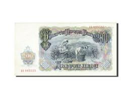 Bulgarie, 200 Leva, 1951, KM:87a, 1951, SUP - Bulgarie
