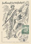 BERLIN-STEGLITZ - 1941 , Im Kampf Um Die Freiheit ! - Deutschland