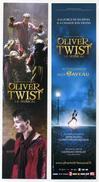 Marque-page - Oliver Twist, Le Musical - D'après Charles Dickens - MP 20cm X 5cm - Marque-Pages
