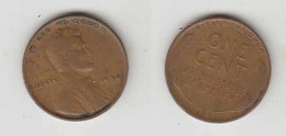 ONE CENT 1934 - Federal Issues