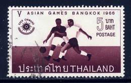 Thailand  Sc#  449  Used  1966 - Tailandia