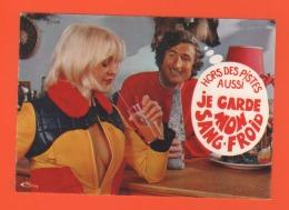 ET/91 HORS PISTES AUSSI JE GARDE MON SANG FROID SUR LES PISTES  //  PISTE COUPLE - Humor