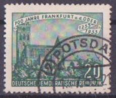 62-777 // DDR - 1953   700 JAHRE  FRANKFURT / ODER   Mi 359 O - DDR