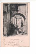 (n°543) CPA 60 NOYON  Porte CORBAULT 1903 Précurseus (belle Animation) - Noyon