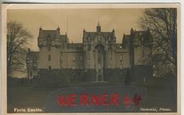Fyvie Castle V. 1907  Das Schloß  (49597)