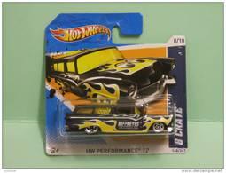 FORD 8 CRATE - HW Performance 2012 - HOTWHEELS Hot Wheels Mattel 1/64 EU Blister - HotWheels