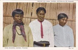 Panama Darien Coast Native Kana Indians - Panama