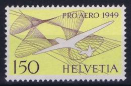 Switserland Mi Nr 518 MNH/**/postfrisch/neuf Sans Charniere 1949 - Posta Aerea