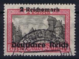 Reich: Mi Nr 729 Xy Dünneres Papier  1939  Used Obl. - Gebruikt