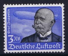 Reich: Mi Nr  539y  MH/* Falz/ Charniere Luftpost - Luftpost