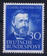 Deutschland: Mi 161 MNH/**/postfrisch/neuf Sans Charniere 1952 - Ungebraucht